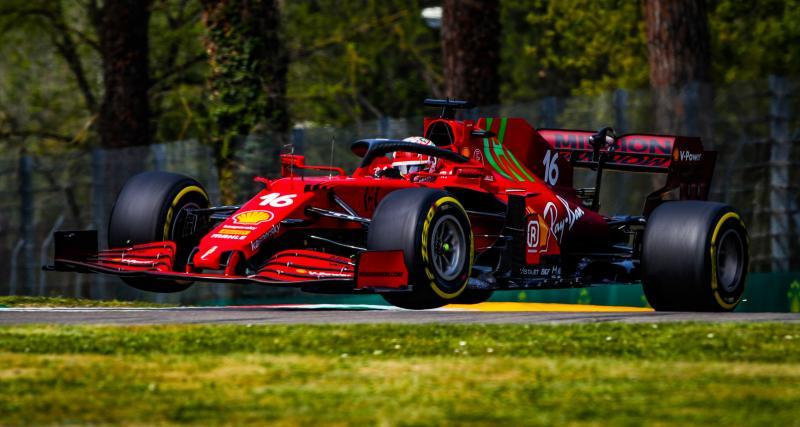 """Scuderia Ferrari - Charles Leclerc sur les qualifications sprint en F1 : """"pouvoir pousser à fond pendant 100km dans une course"""""""