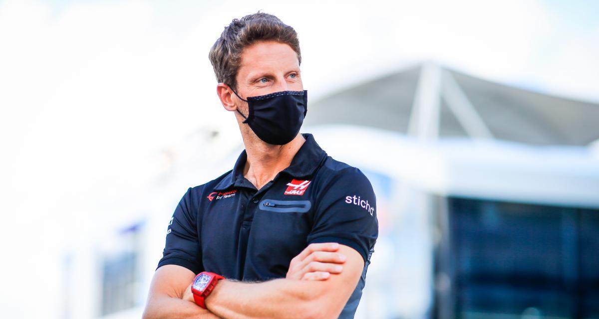 IndyCar : Romain Grosjean dévoile son casque pour cette saison 2021