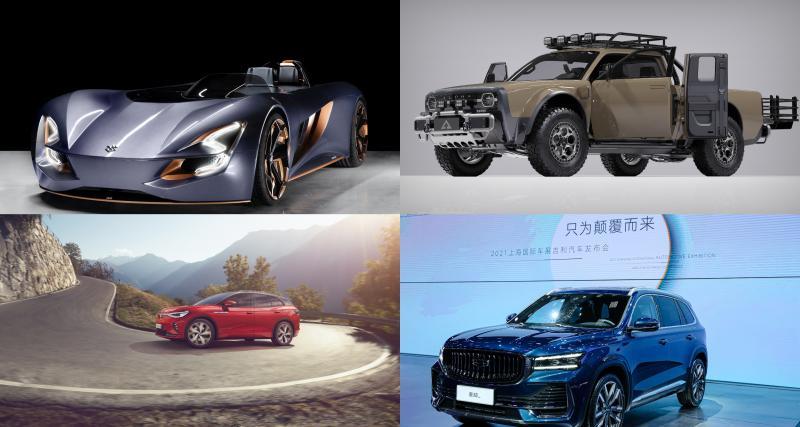 Volkswagen ID.4 GTX, voiture Huawei, Hyundai Kona N… les nouveautés de la semaine en images
