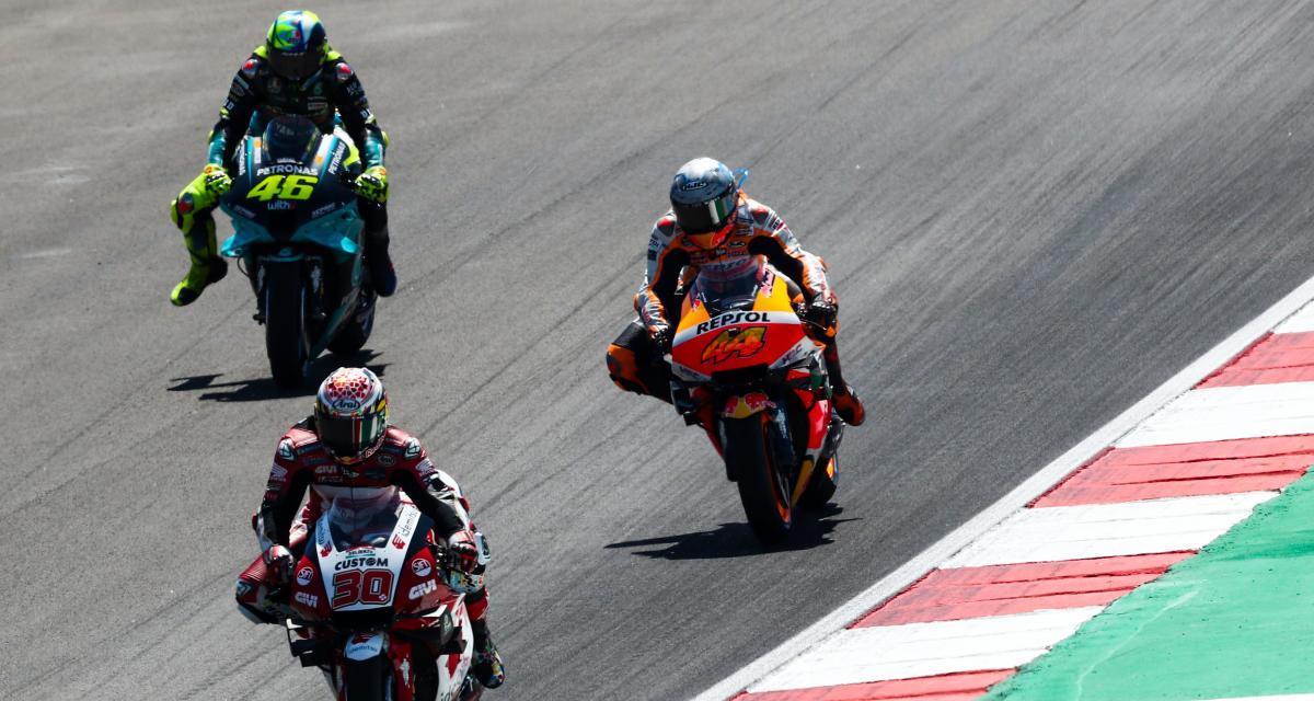 GP d'Espagne de MotoGP : les résultats des essais libres 3