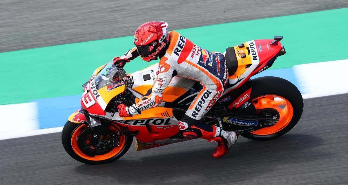 GP d'Espagne de MotoGP : les qualifiés pour la Q1