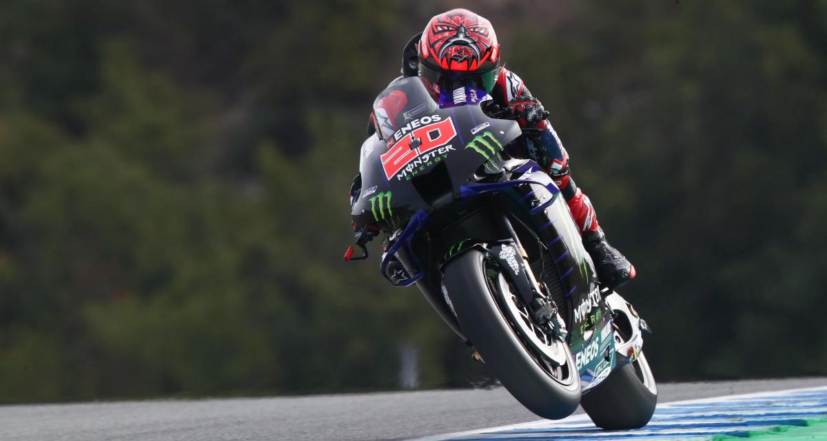 GP d'Espagne de MotoGP : les qualifiés pour la Q2