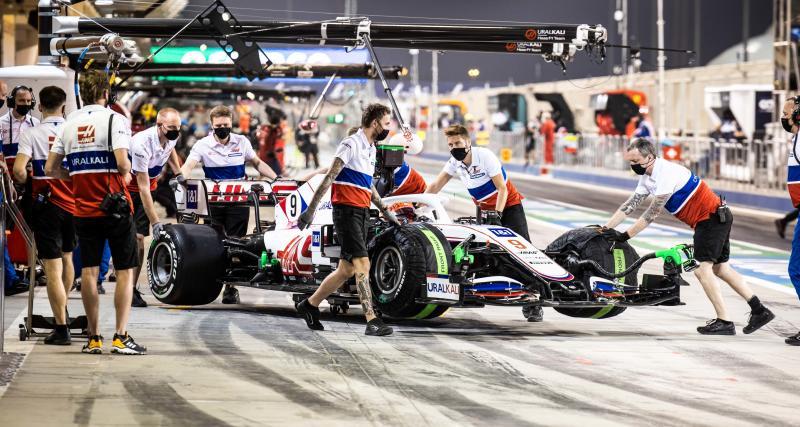 Haas F1 Team : l'écurie rend hommage à Martin Sheperd