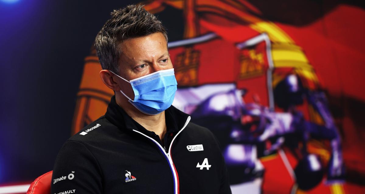 """Alpine - Marcin Budkowski sur les qualifications sprint en F1 : """"une formule qui peut permettre d'avoir une audience encore plus large"""""""