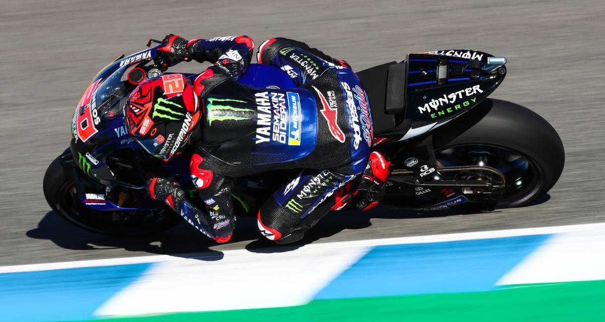 GP d'Espagne de MotoGP : les résultats de la Q2