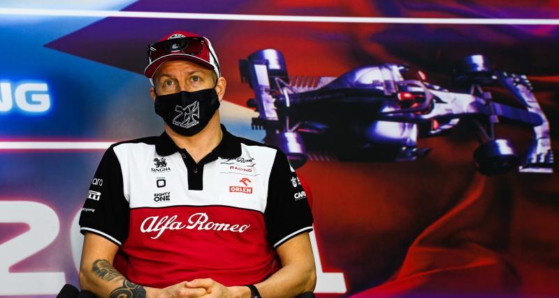 GP d'Emilie Romagne de F1 : Alfa Romeo demande une révision de la pénalité de Kimi Raikkonen
