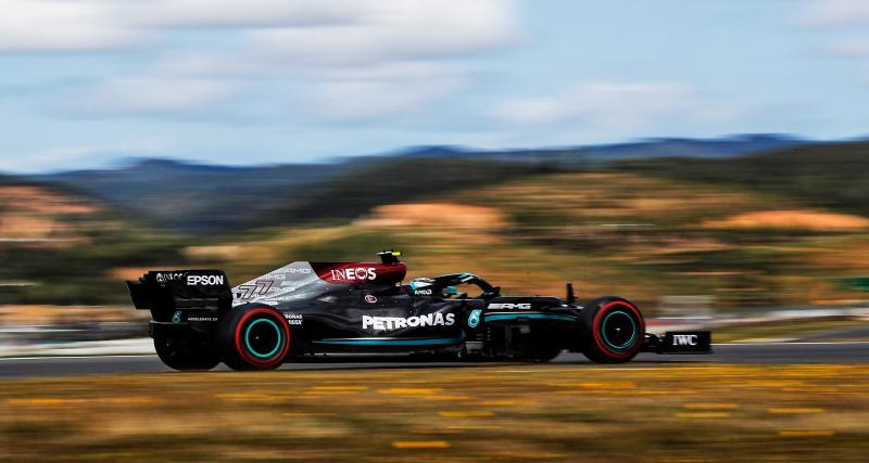 GP du Portugal de Formule 1 : les résultats de la Q1