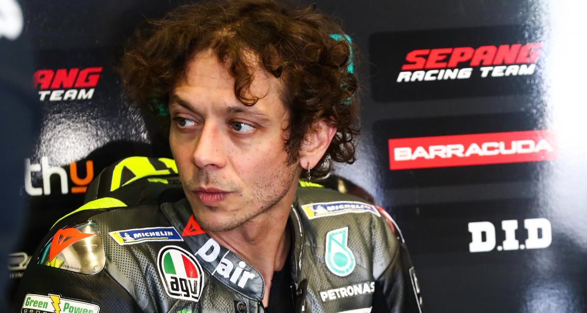 GP d'Espagne de MotoGP : quelle position au départ pour Valentino Rossi ?