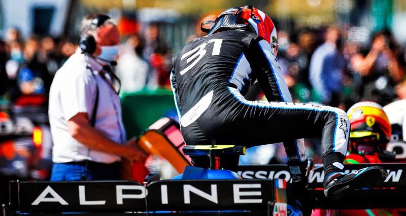 GP du Portugal de Formule 1 : quelle position au départ pour Esteban Ocon ?