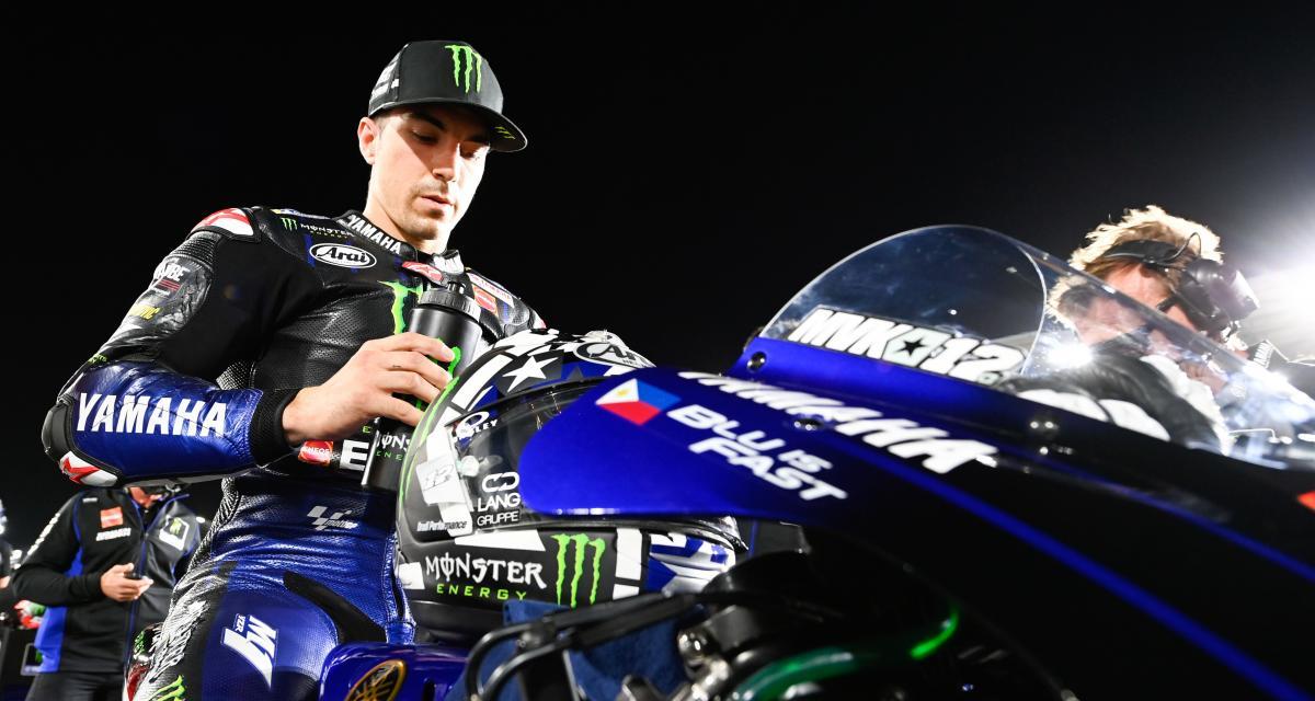 GP d'Espagne de MotoGP : les résultats des Warm Up