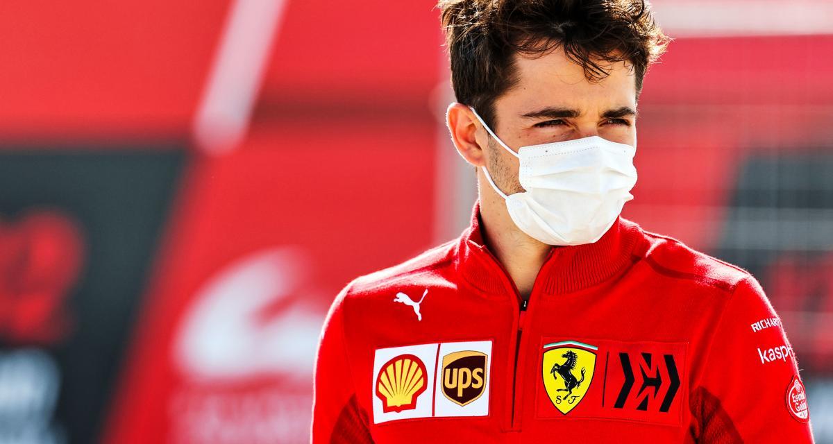 GP du Portugal de F1 : quelle position au départ pour Charles Leclerc ?
