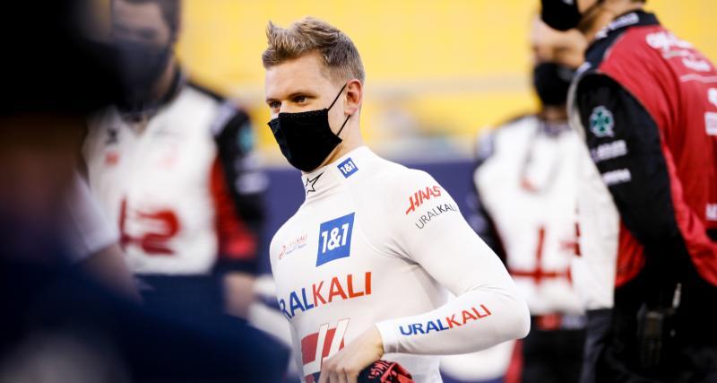 GP du Portugal de F1 : quelle position au départ pour Mick Schumacher ?