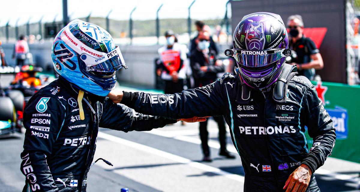GP du Portugal de F1 : les temps forts des qualifications en vidéo
