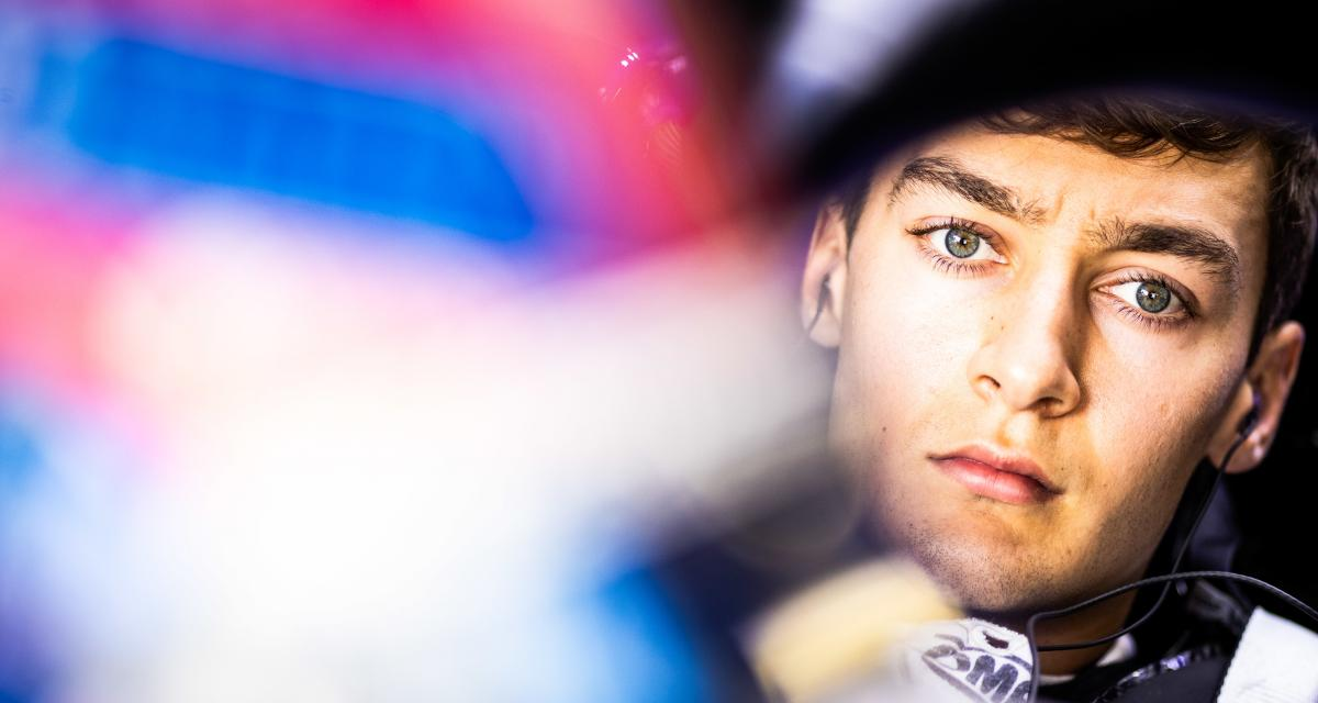 GP du Portugal de F1 : George Russell vise la zone de points