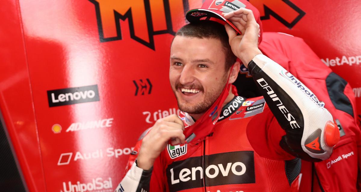 GP d'Espagne de MotoGP : le classement final