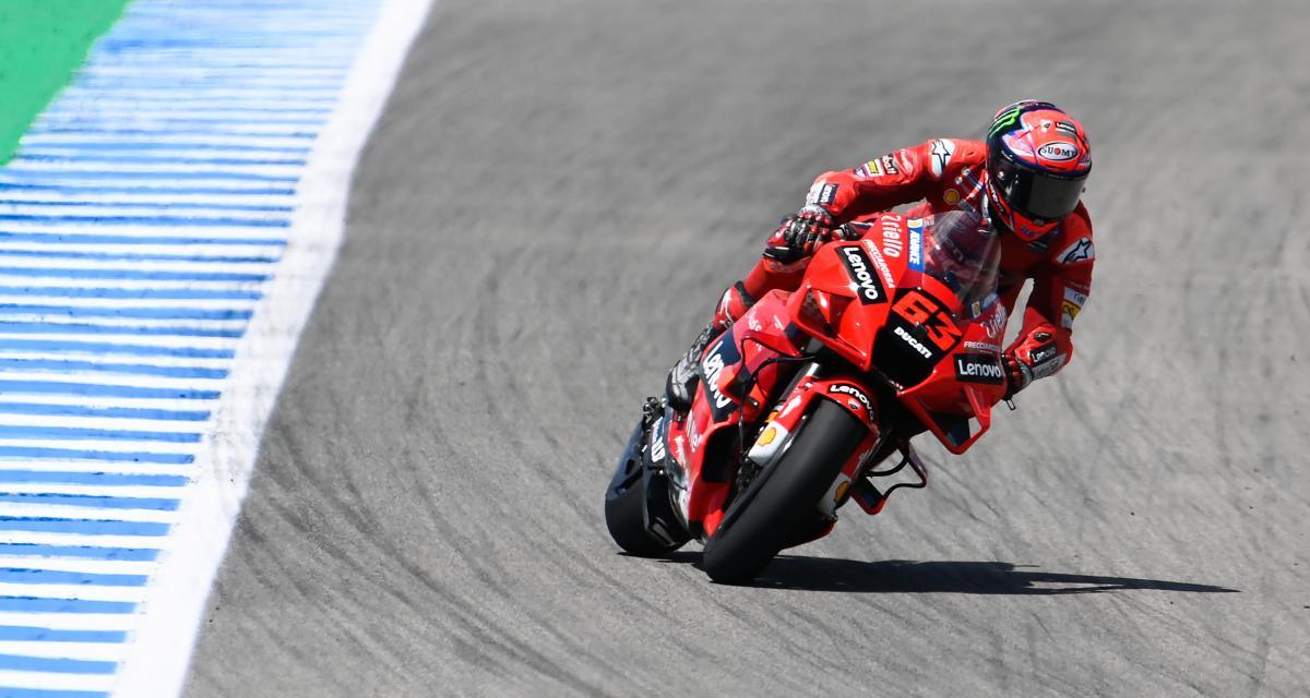 MotoGP : le classement provisoire des pilotes
