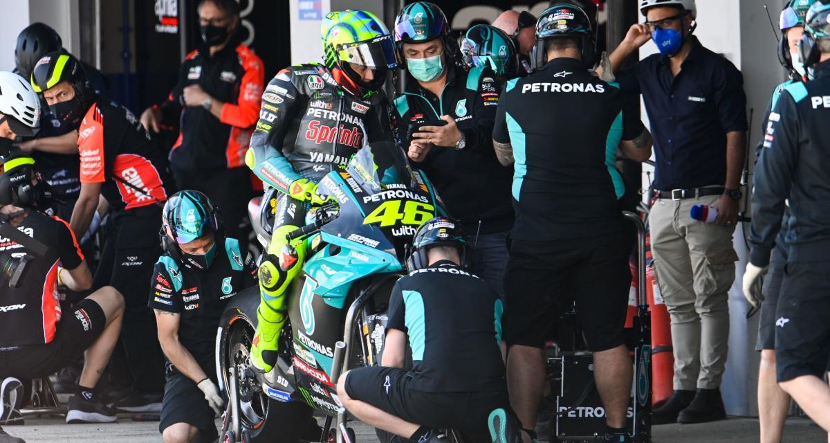 MotoGP : le classement provisoire des équipes