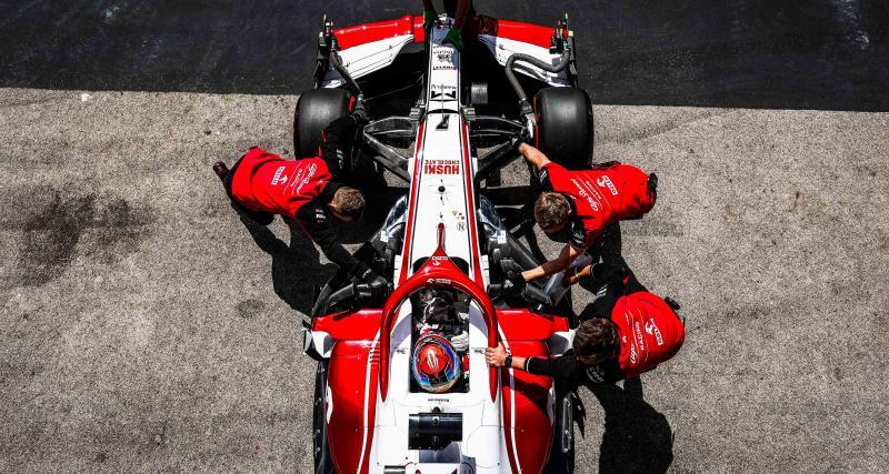 GP du Portugal de F1 : l'accident de Raikkonen en vidéo