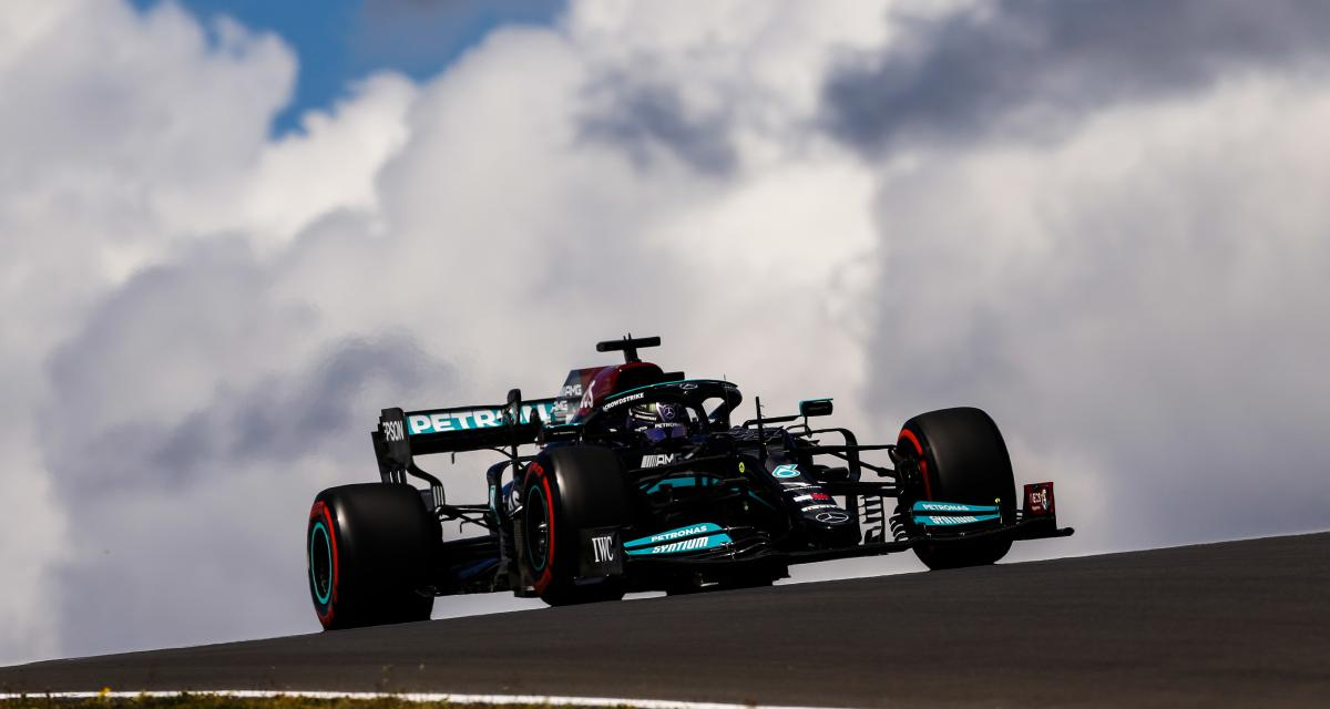 Grand Prix du Portugal de F1 : le classement final de la course