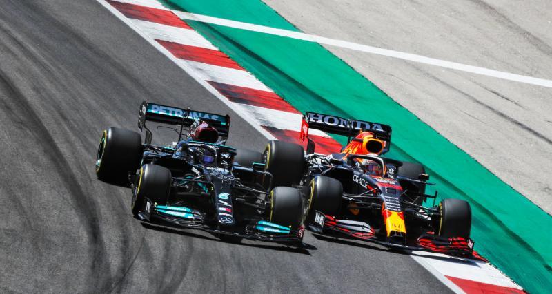 GP du Portugal de F1 : la réaction de Max Verstappen après sa 2e place en vidéo