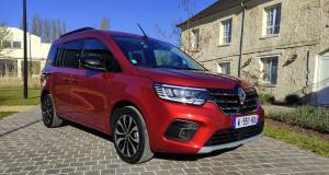 Essai du nouveau Renault Kangoo (2021) : de plus en plus séduisant