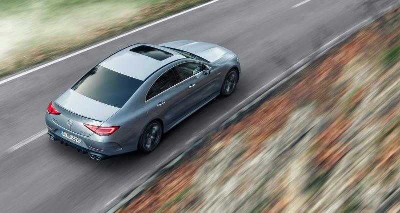 Les prix de la Mercedes CLS (2021)