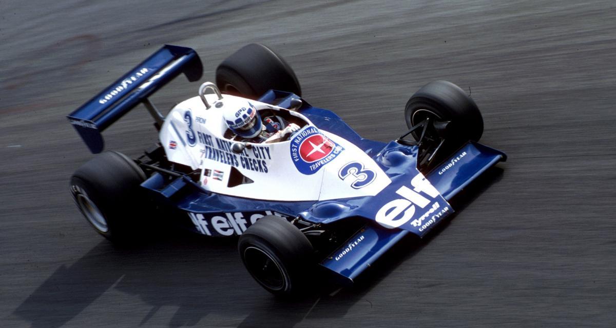 Il y a 41 ans… la 1ère victoire de Didier Pironi en F1