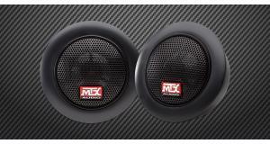 MTX commercialise une paire de tweeters dans la gamme TX6