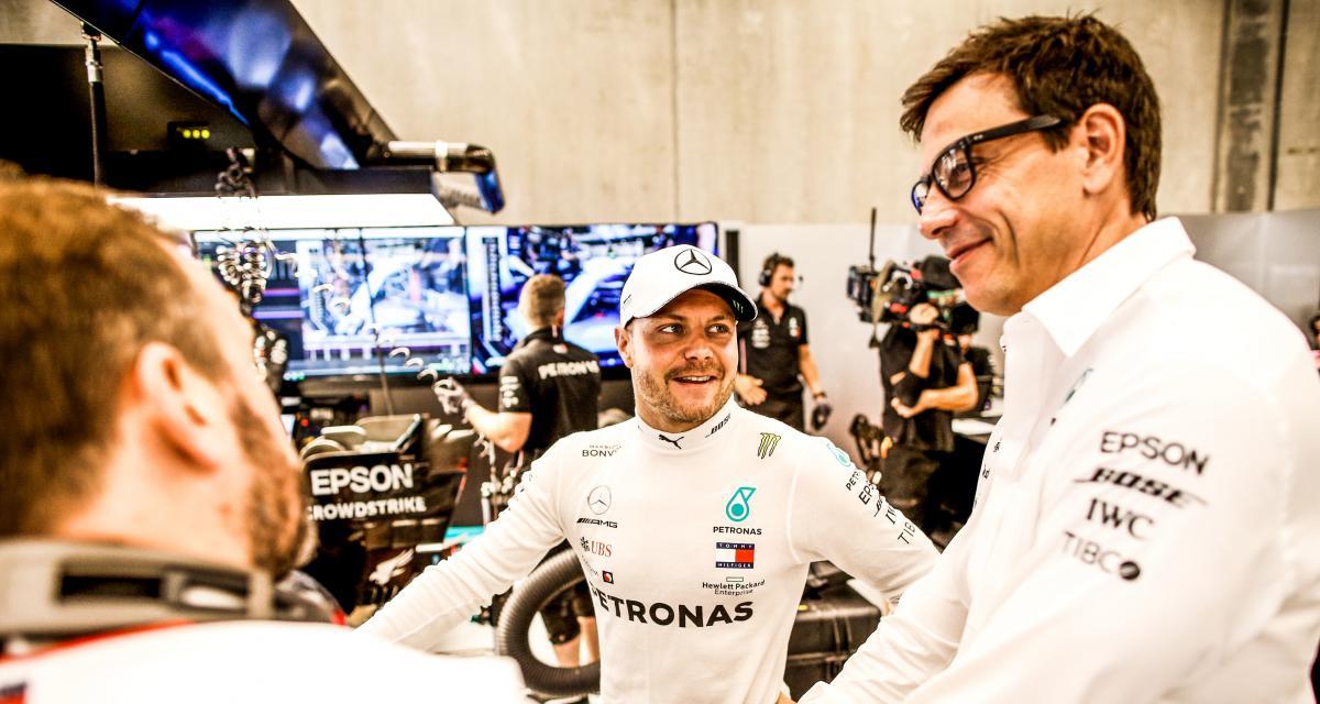 GP du Portugal de F1 : Mercedes prend la responsabilité du résultat de Valtteri Bottas