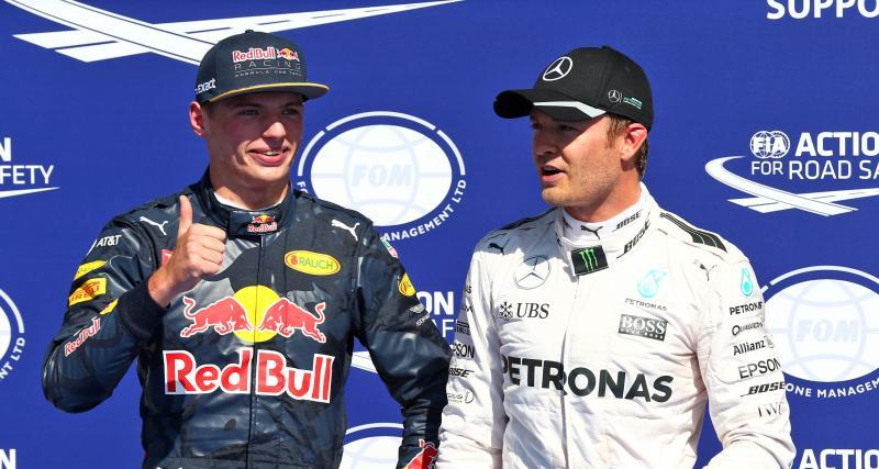 GP du Portugal de F1 : Max Verstappen a fait trop d'erreurs selon Nico Rosberg