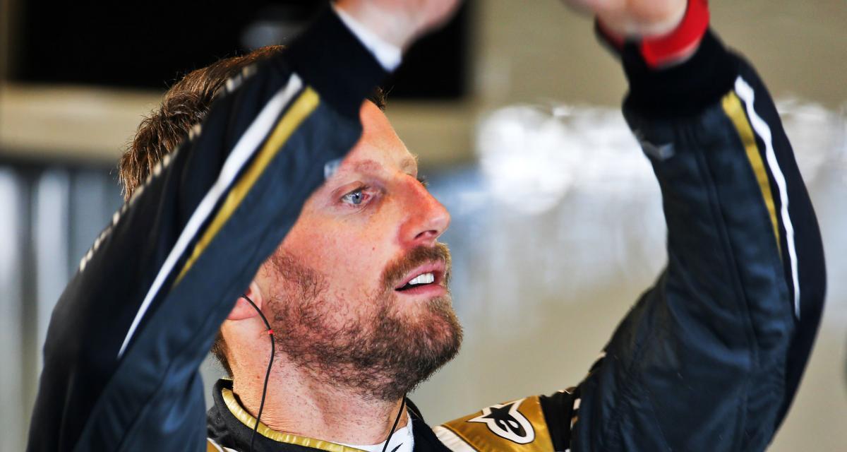 Romain Grosjean prépare activement sa participation à la Predator Sim Racing Cup