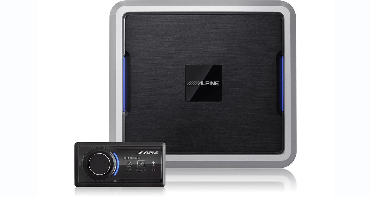 Alpine-Electronics dévoile un nouveau processeur DSP très complet