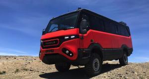 Torsus Praetorian (2021) : mise à jour pour le bus tout-terrain prêt pour la fin du monde