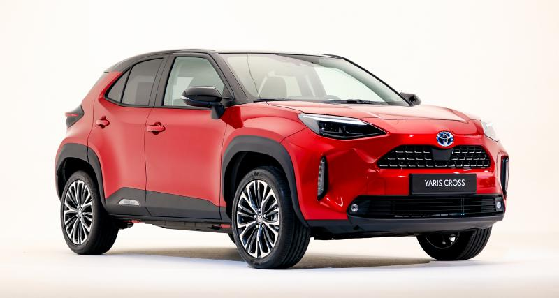 Nouvelle Toyota Yaris Cross Hybride (2021) : les prix du SUV Made in France