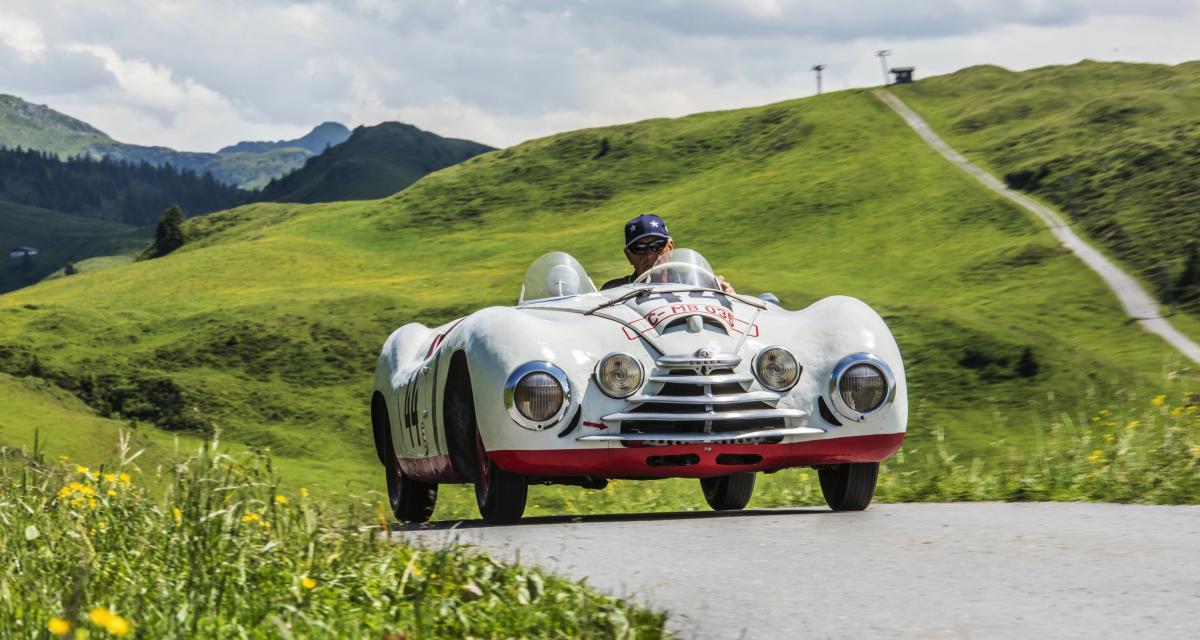 Skoda Sport : le roadster tchèque qui aurait pu remporter les 24h du Mans en 1950