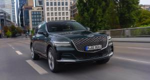 La marque de luxe coréenne Genesis débarque en Europe dès cet été