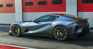 Ferrari 812 Competizione (2021) : une série spéciale qui peut encore nous faire rêver