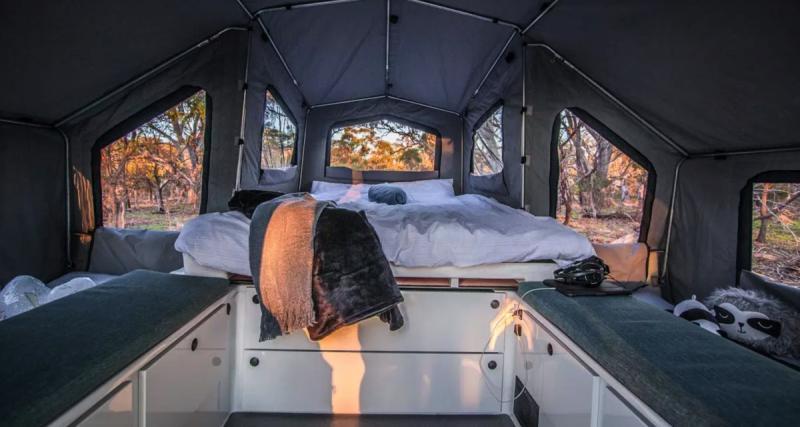 Le camping-car qui n'en a pas l'air