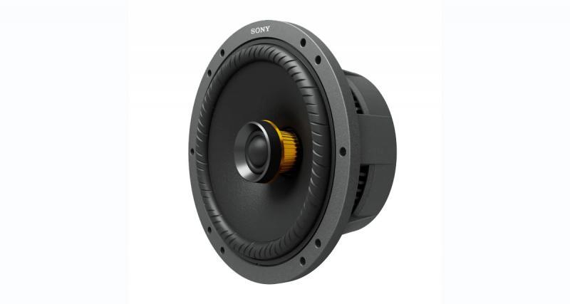 Sony dévoile sa nouvelle gamme de haut-parleurs audiophiles ES