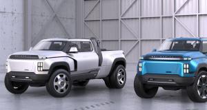 Project Solidarity : le plus ingénieux des pick-up à hydrogène