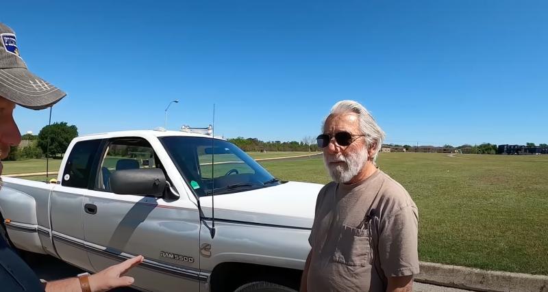 VIDEO - Son pick-up a plus de 2 millions de km au compteur mais il roule toujours