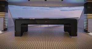 Bugatti lance une table de billard en fibre de carbone : un bijou technologique aussi rare que cher