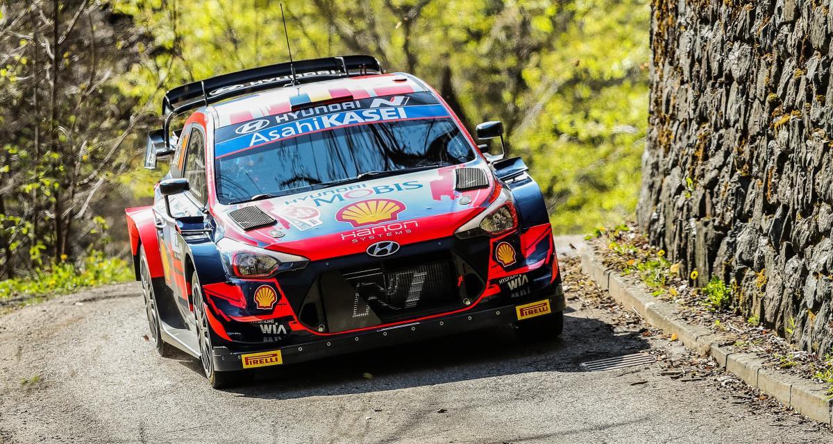 WRC : Neuville et Tänak prolongent leur contrat avec Hyundai