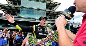 IndyCar : Simon Pagenaud annonce la naissance de son fils