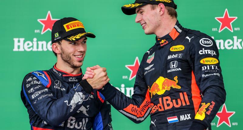 GP d'Espagne de F1 : Les pilotes Red Bull et AphaTauri s'associent pour la bonne cause