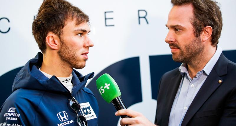 GP d'Espagne de F1 : l'imitation de Toto Wolf par Julien Fébreau en vidéo