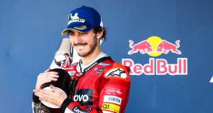 "MotoGP - Francesco Bagnaia : ""Quartararo ? Le principal rival de la saison"""