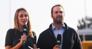 GP d'Espagne de F1 : Esteban Ocon offre son casque à Julien Fébreau