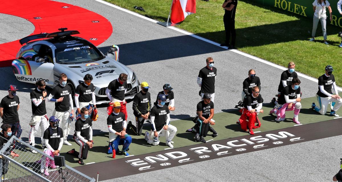 F1 : Sir Lewis Hamilton récompensé pour son engagement contre le racisme