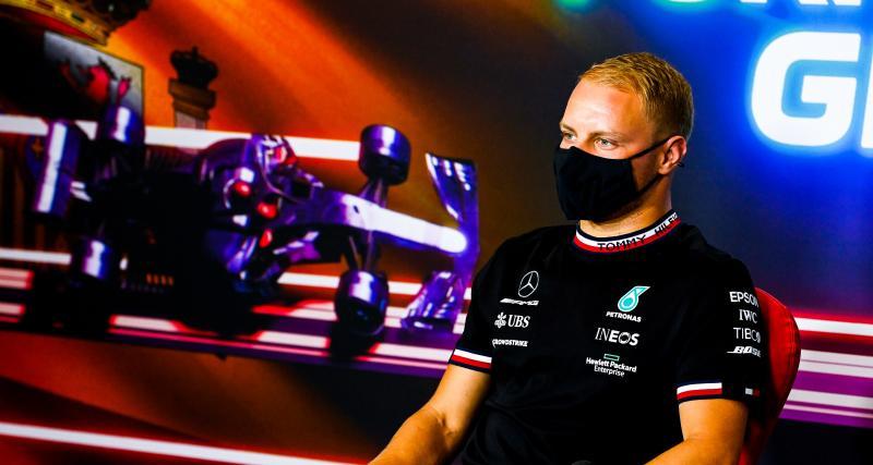 Bottas écarté de chez Mercedes ? Le pilote Finlandais répond